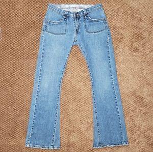 Levi's 542 Low Flare Jeans 10M